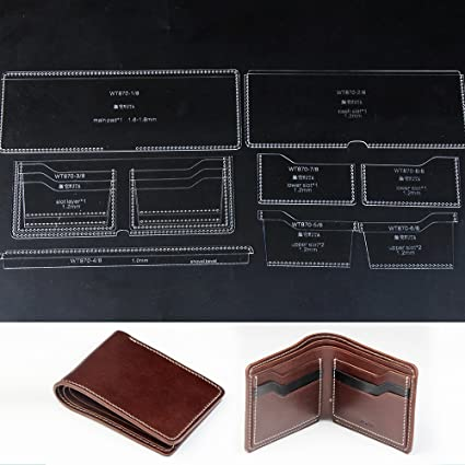 Leather Wallet Pattern