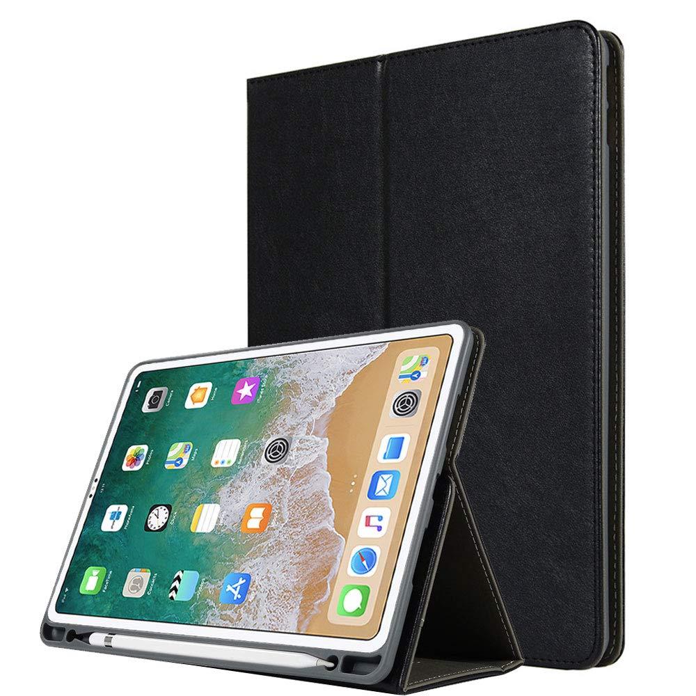 人気の KingTo iPad Pro 11 スタンドカバー プレミアムPUレザーケース ペンシルホルダー付き ブックスタイル Pro ウルトラスリム Pro iPad 軽量 フィットカバー カードスロットとハンドストラップ付き iPad Pro 11インチ用 B07KRBXYV4, 大吉屋:f944c7df --- a0267596.xsph.ru