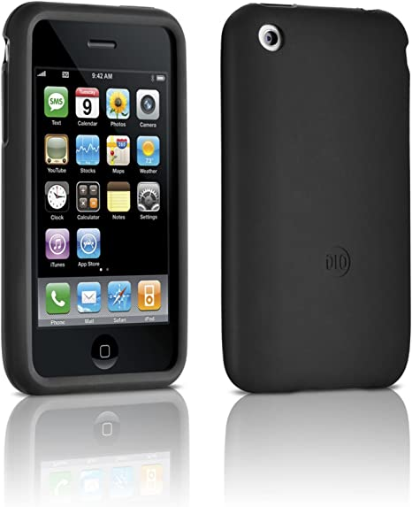 Philips DLM63081/10 iPhone 3G(S) Jam Jacket Silicone Case