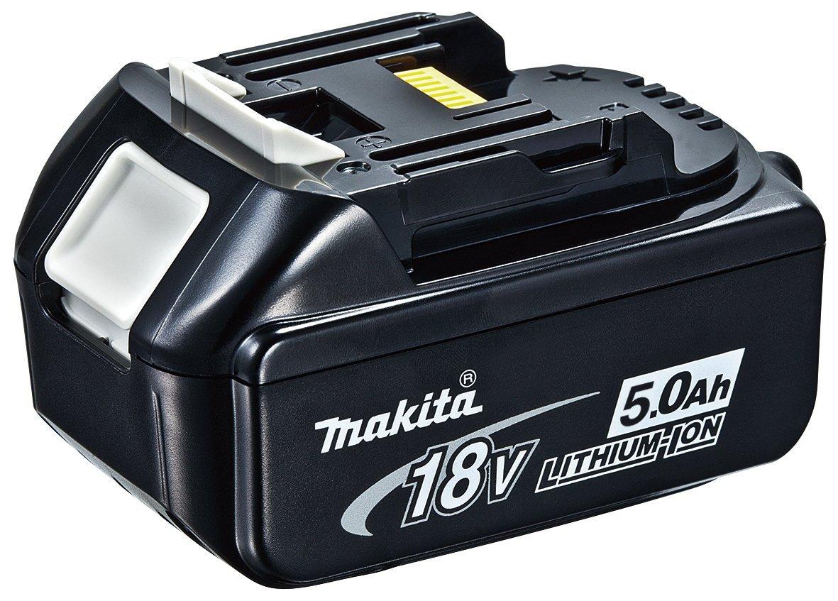 18 V//4,0 Ah, 2 Akkus und Ladeger/ät im Makpac Makita Akku-Bohrschrauber, DDF480RMJ