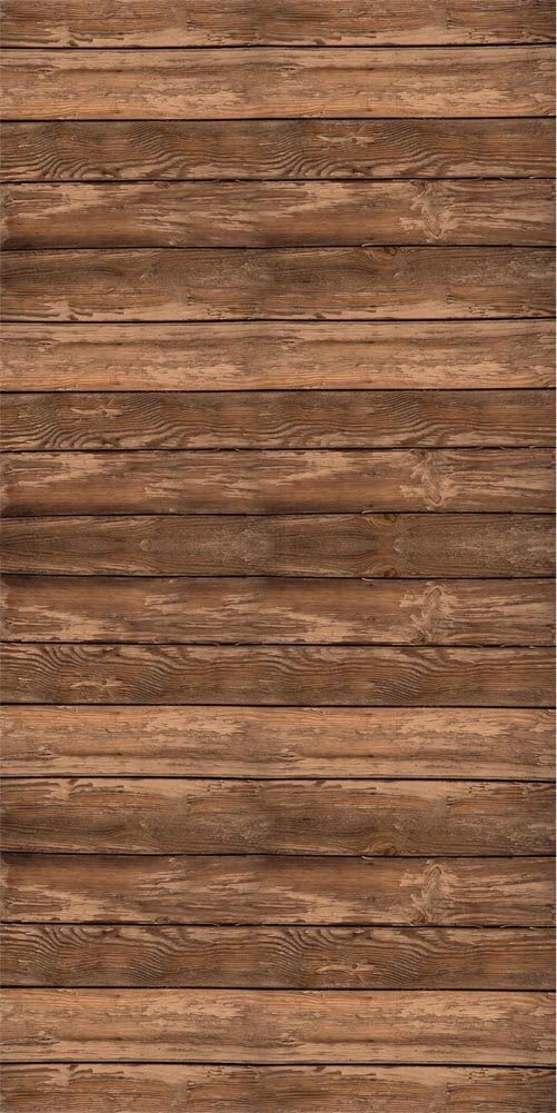 GladsBuy Primary Color Wood 10 x 20 Computer Printed Photography Backdrop Textures Theme Background DT-SL-138