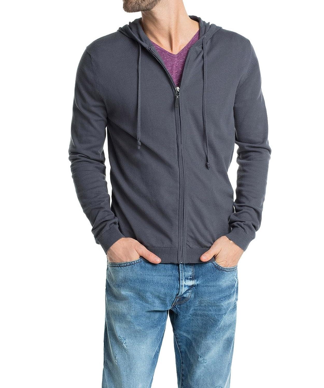 ESPRIT Men's 045ee2i012 Long Sleeve Cardigan