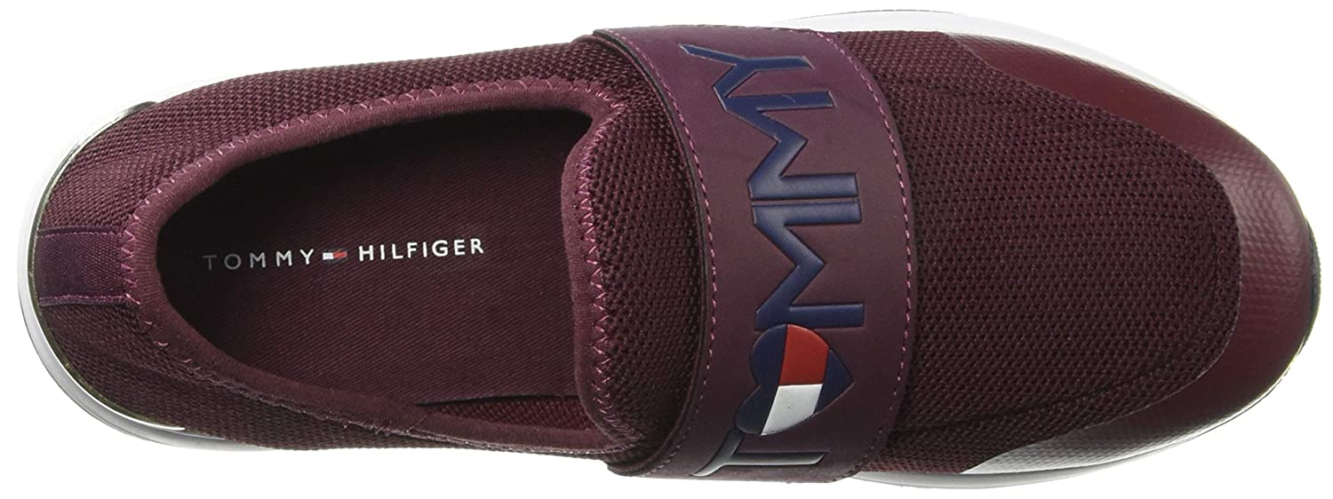 d17a2a8ae7e TOMMY HILFIGER Rosin Tenis para Mujer  Amazon.com.mx  Ropa