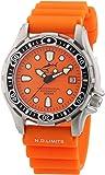 Chris Benz Unisex-Armbanduhr Analog Automatik Kautschuk CB-500-O-KBO