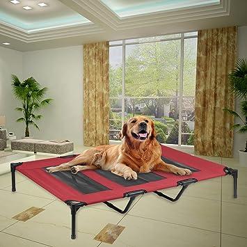 Binghotfireuk Tela Oxford de PVC, Resistente, para Interior y Exterior, para Perro,