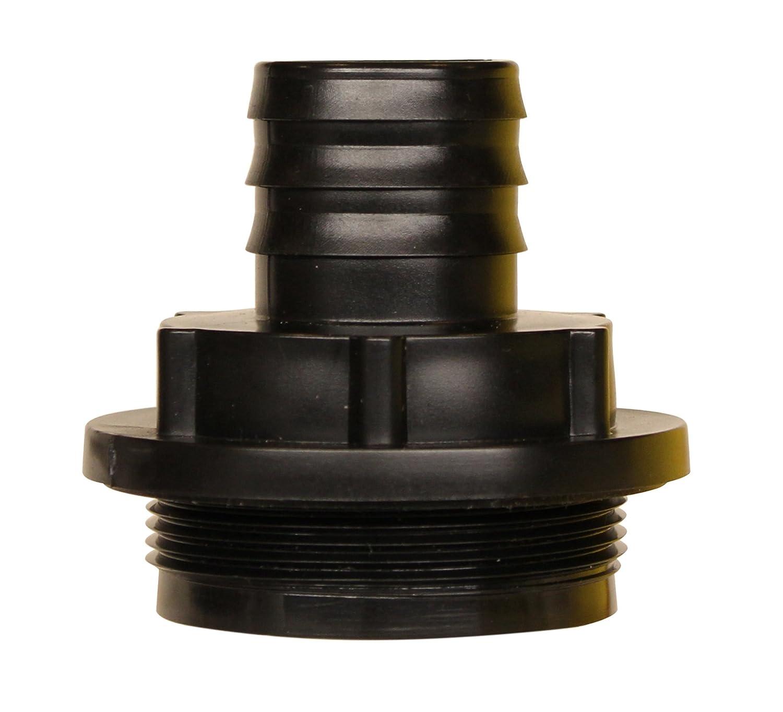 Amazon.com: RAINPAL RBI125F Rain Barrel Inlet Adapter(2\