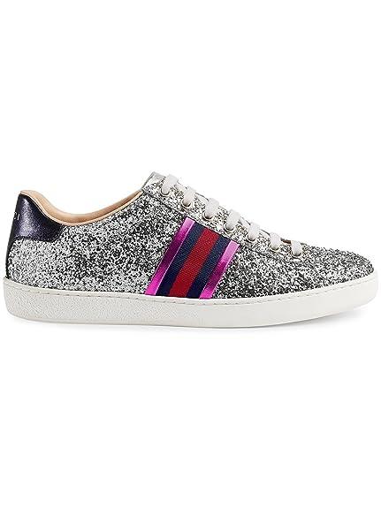 GUCCI - Zapatillas de Gimnasia Mujer, multicolor (multicolor), 39.5: Amazon.es: Zapatos y complementos