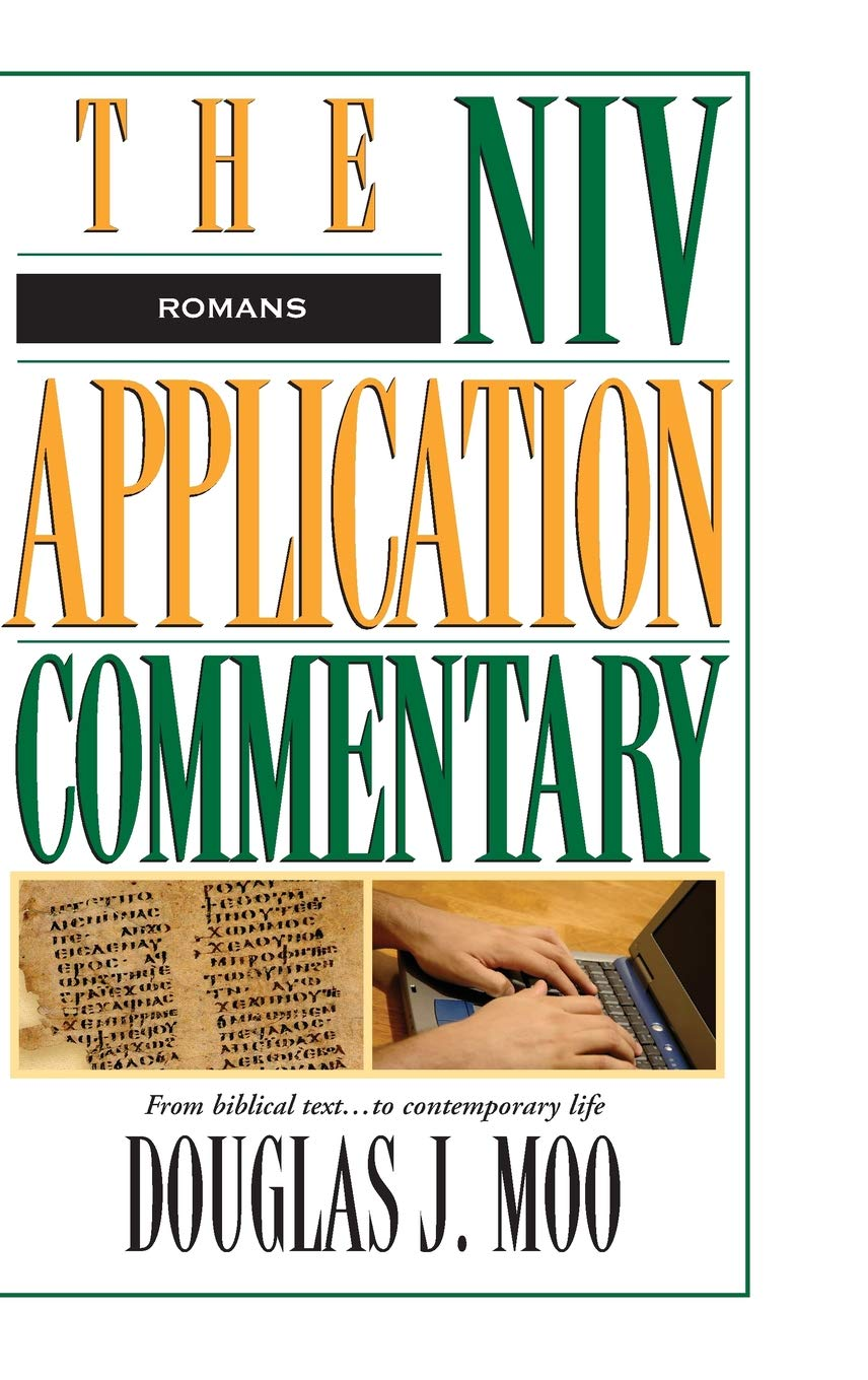 Romans: The NIV Application Commentary: From Biblical Text to Contemporary Life ebook