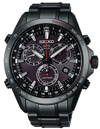 Seiko Astron Sse031j1 Men´s Black