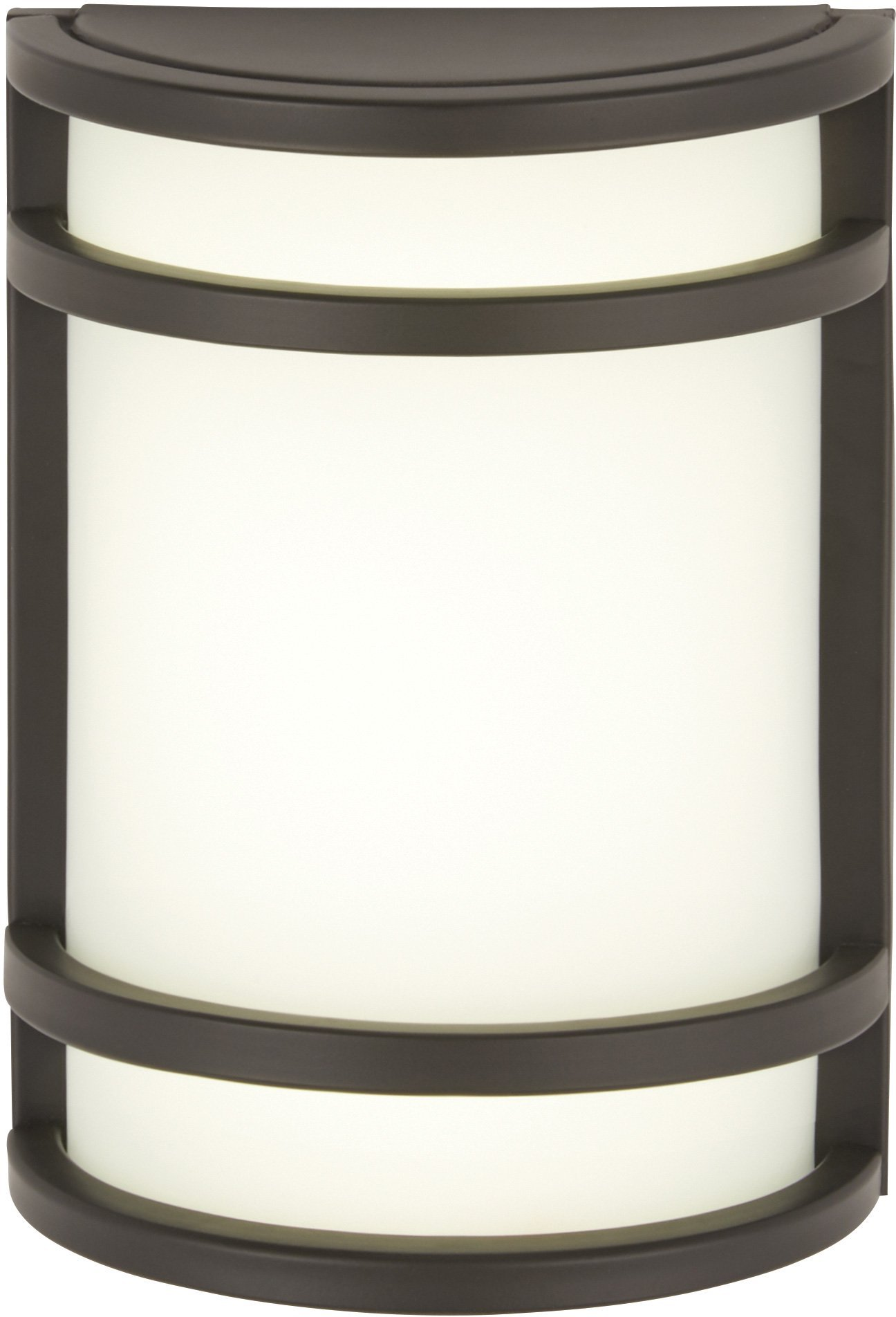 Minka Lavery Outdoor Wall Light 9801-143, Bay View Exterior Pocket Sconce Lantern, 60 Watts, Bronze