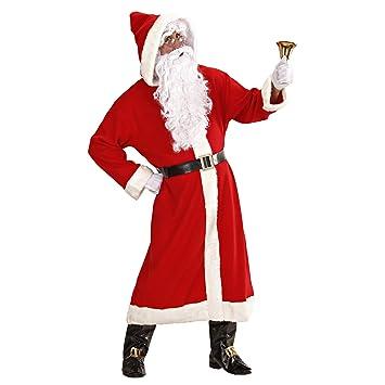 WIDMANN Santa Claus Súper Completa con el Vestido de Traje ...