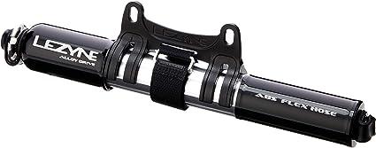 New Bike Pump Tire Tyre Inflator Air Lezyne Sport Drive Hp Hand Black Bicycle Va