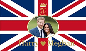 Image result for harry and meghan wedding bunting