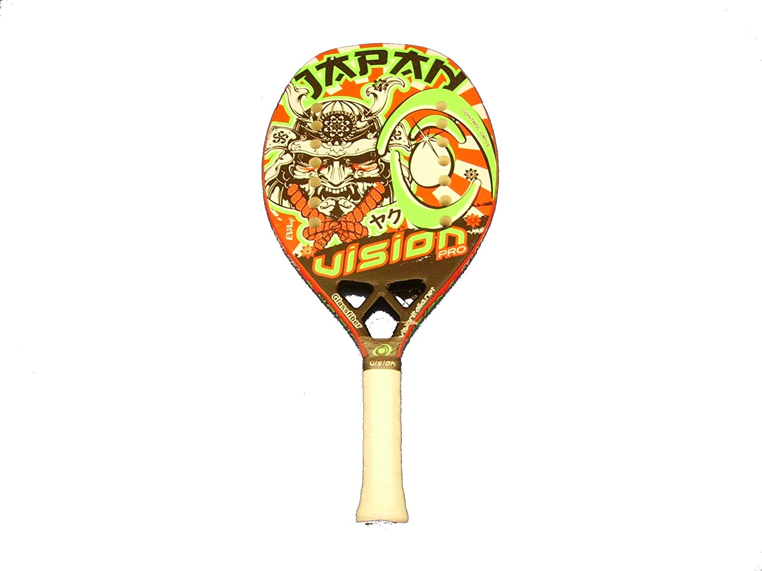 Vision Japan 2017 - Raqueta para beach tenis: Amazon.es: Deportes ...