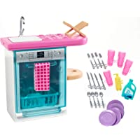 Barbie'nin Ev İçi Dekorasyon Aksesuarları (FXG35)