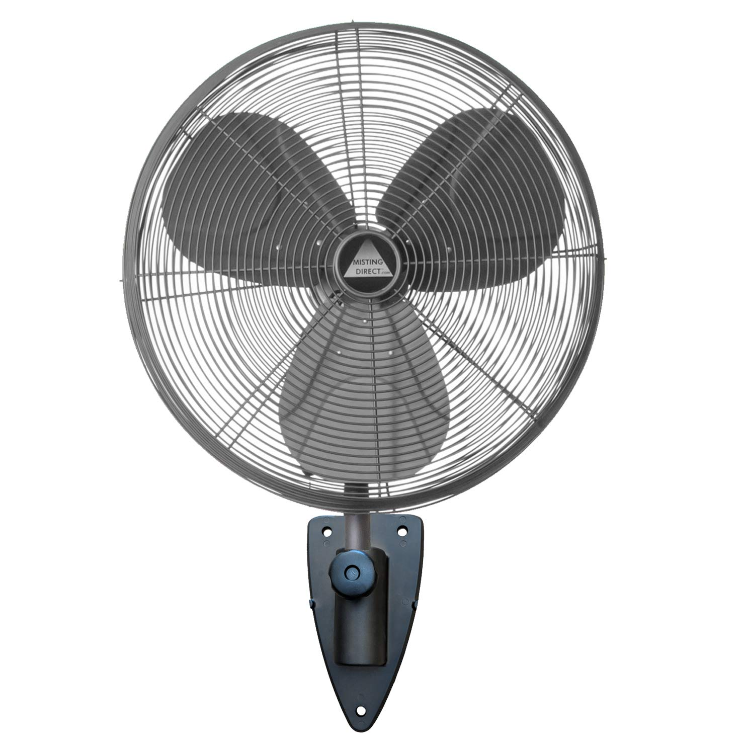 Wet Location Fan w/Designer Wall Mount: 24