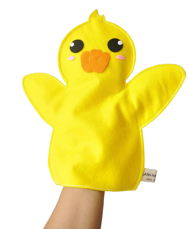 Amazon.com: duck hand puppet - hand puppet animal - hand puppet ...