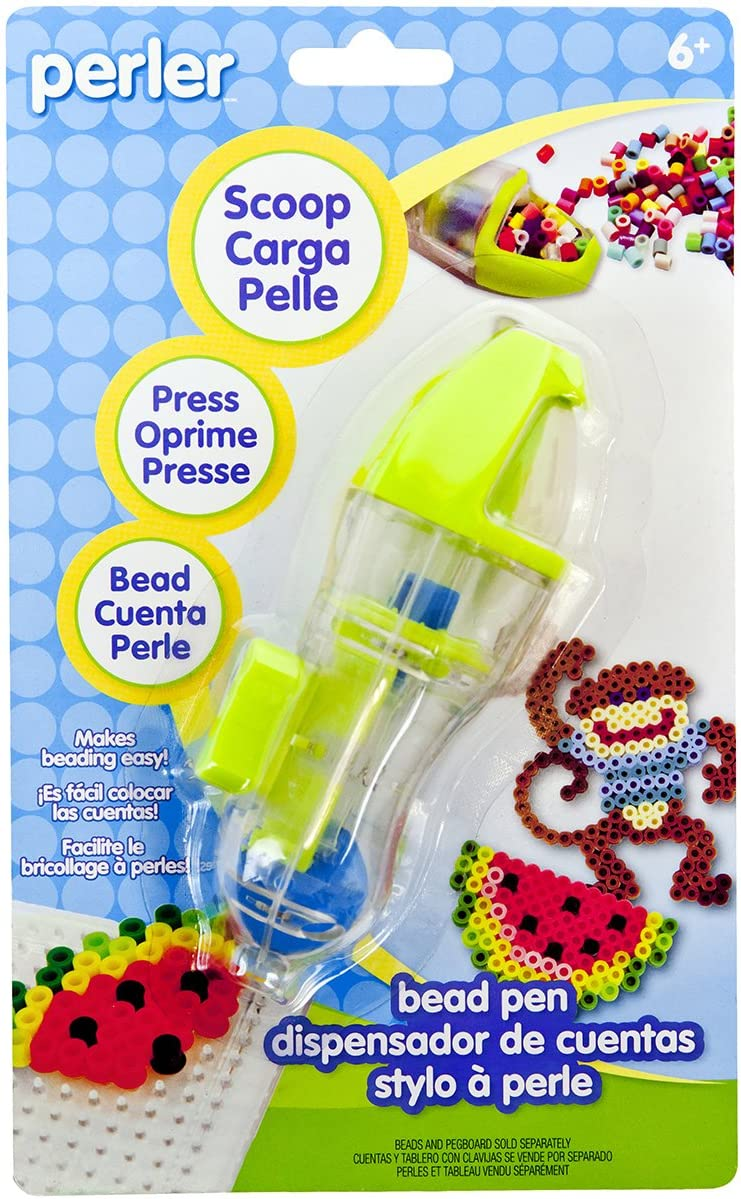 Perler Beads Pen Bead Dispenser Kid's Crafts, 1 pc
