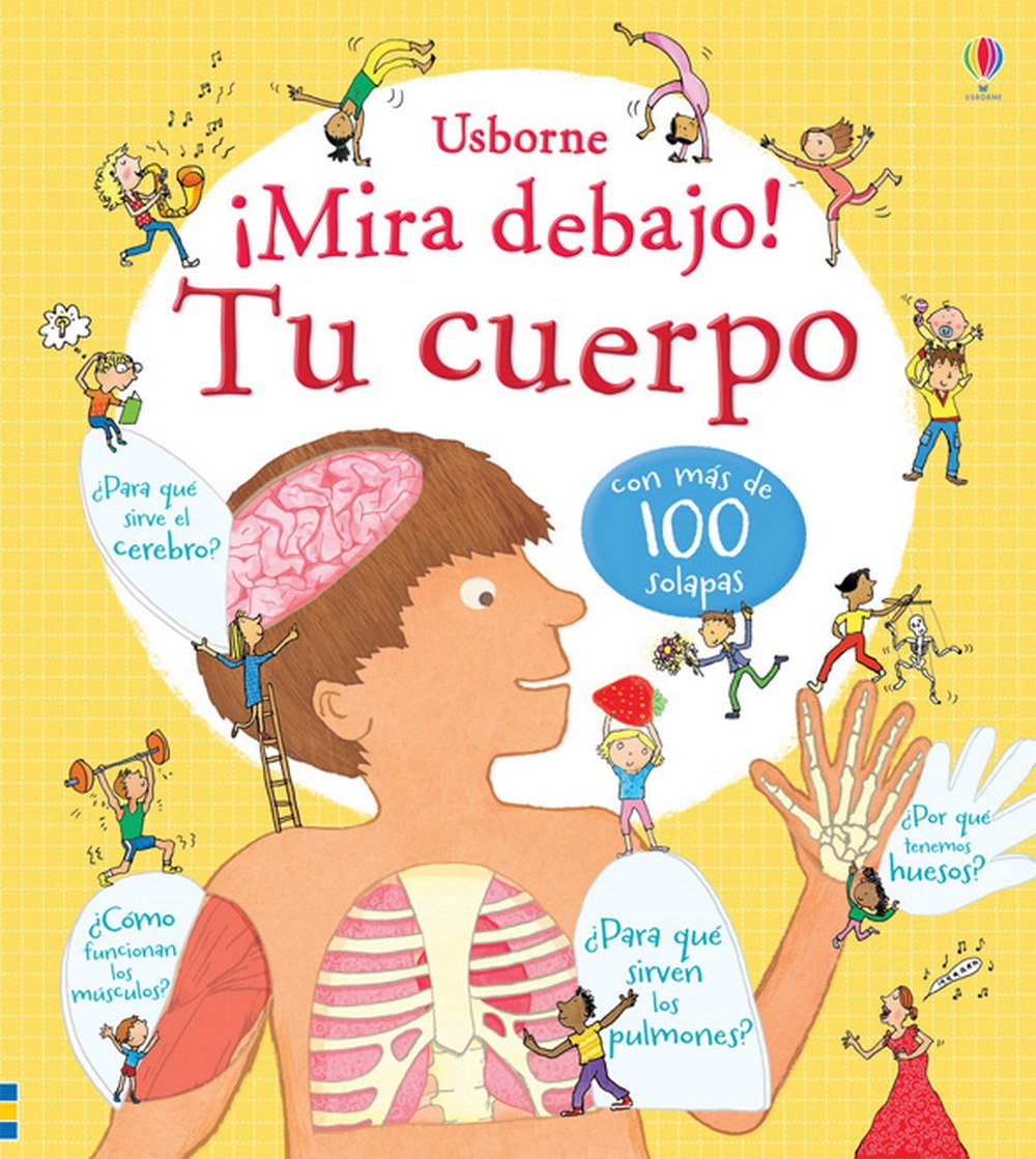 TU CUERPO MIRA DEBAJO (Spanish) Hardcover – January 1, 1900