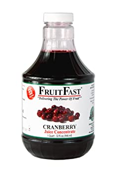 FruitFast Concentrate Cranberry Juice