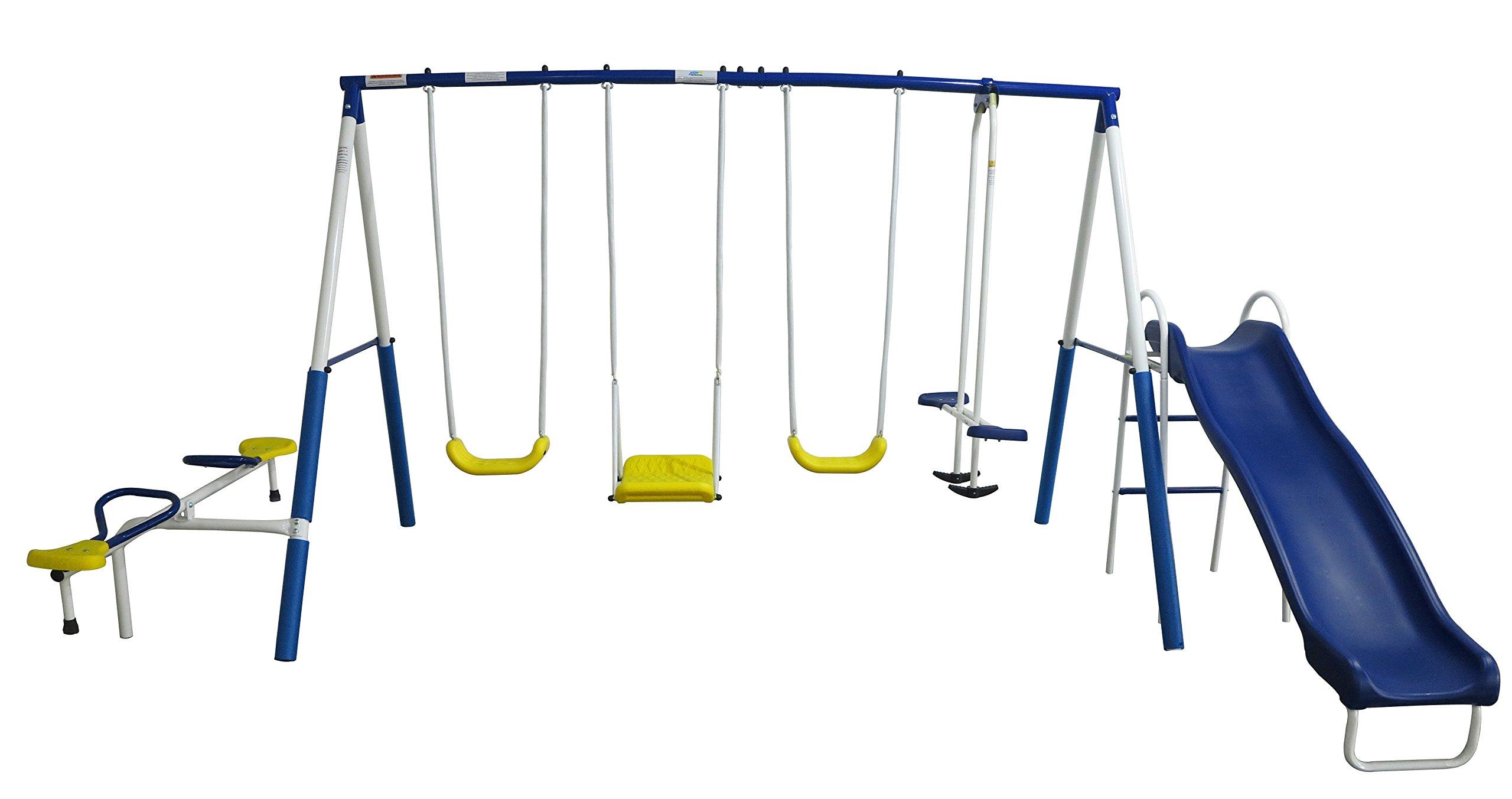 XDP Recreation ''Playground Galore Swing Set
