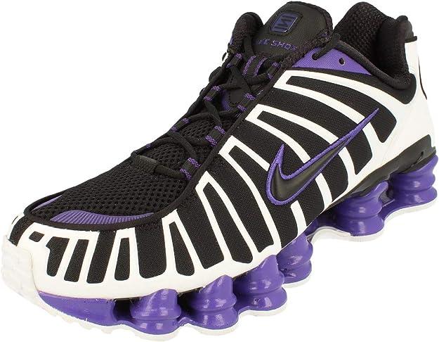 NIKE Shox TL, Running Shoe Hombre: Amazon.es: Zapatos y complementos