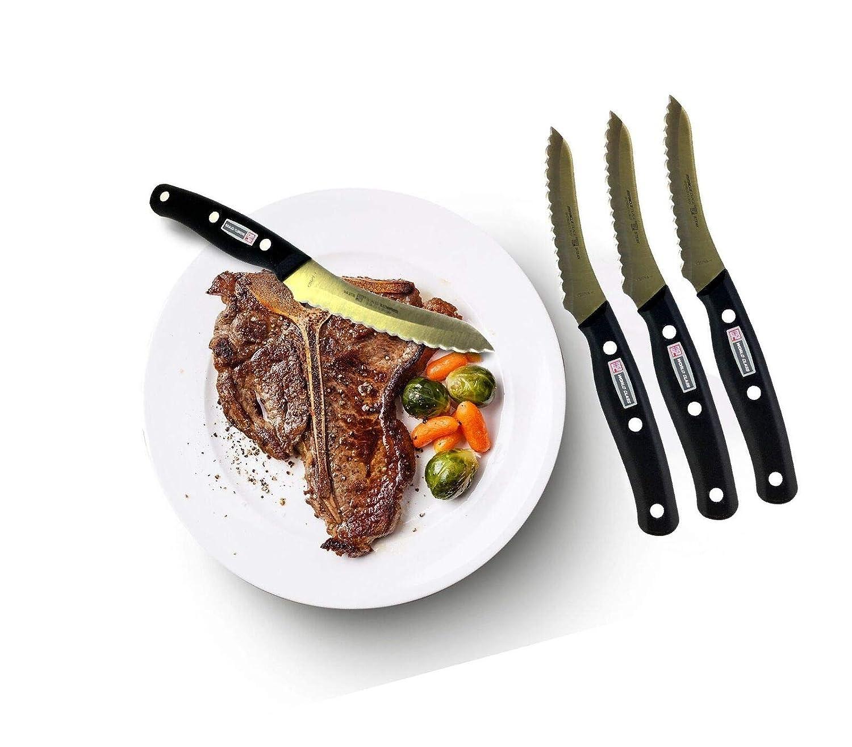 Miracle Blade World Class Series - Juego de cuchillos de ...
