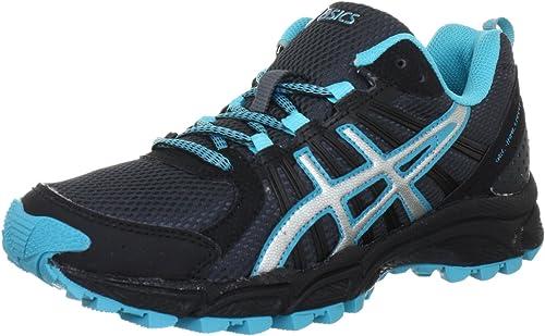 Escupir Brillar carro  ASICS Women's Gel Trail Lahar T2E9 N 4 Running Shoes Grey Size: 8.5 UK:  Amazon.co.uk: Shoes & Bags