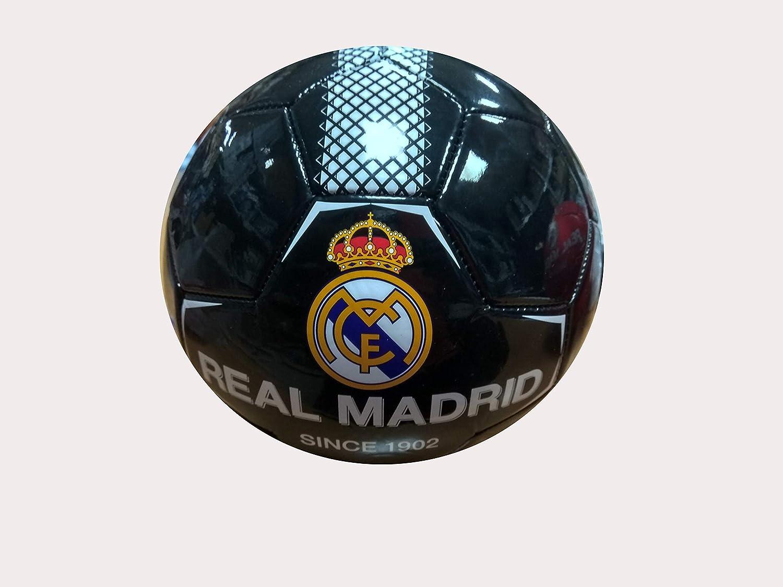 REALMADRID Real Madrid Balón de fútbol Unisex niños, Negro ...