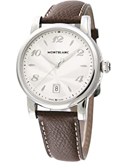 MONTBLANC watch Star 108762 Mens parallel import goods]