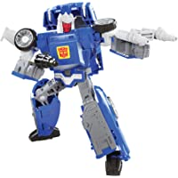 """Transformers - Generations - War for Cybertron: Kingdom Deluxe - 5.5"""" WFC-K26 Autobot Tracks - Takara Tomy - Action and…"""