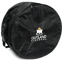 Outland Firebowl 761 Vinyl Carry Bag for Mega Firebowl, Black