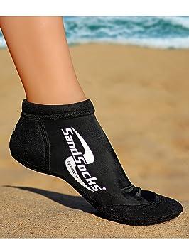Sand Socks Vincere Arena Calcetines bajo Corte Sprites Playa Voleibol fútbol Running de Hombre de la Mujer: Amazon.es: Deportes y aire libre