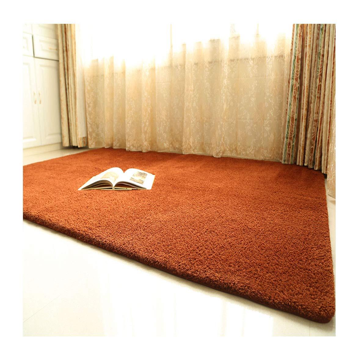@プチコット カーペット人工髪の長方形のカーペット120 * 160センチメートル (色 : 2#, サイズ さいず : 200 * 300cm) 200*300cm 2# B07HRCZPJ6