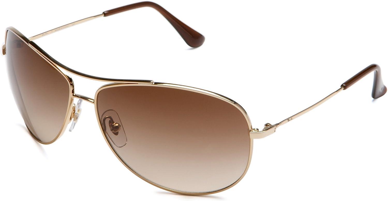 Ray-Ban Gafas de sol METALLIC MOD. 3293 SOLE001/13 dorado: Amazon.es: Zapatos y complementos