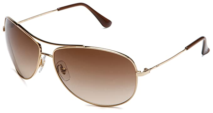 d7cf003349 Amazon.com  Ray-Ban RB3293 - ARISTA Frame BROWN GRADIENT Lenses 63mm ...