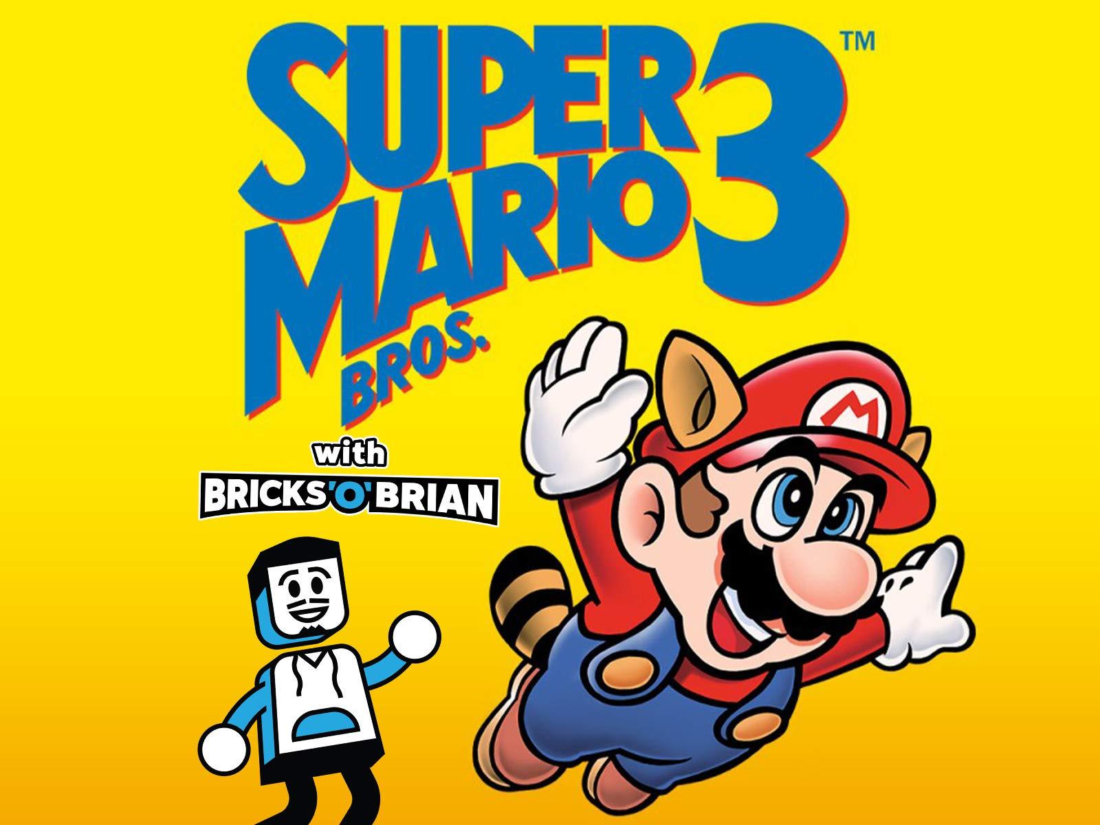 Clip: Super Mario Bros. 3 with Bricks 'O' Brian! - Season 1
