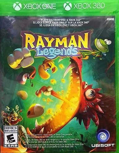 Ubisoft Rayman Legends - Juego (Xbox 360, Arcada, RP ...