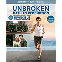 Unbroken: Path to Redemption [Blu-ray + DVD + Digital] (Bilingual)