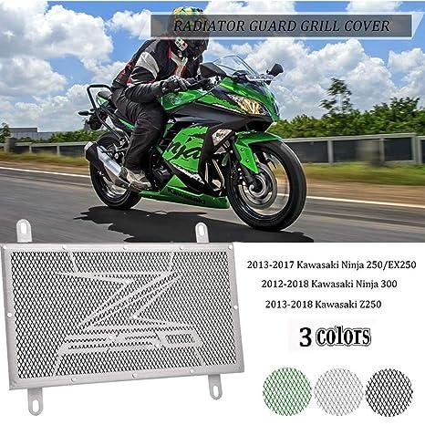 FATExpress Motocicleta Aluminio Acero inoxidable Radiador ...