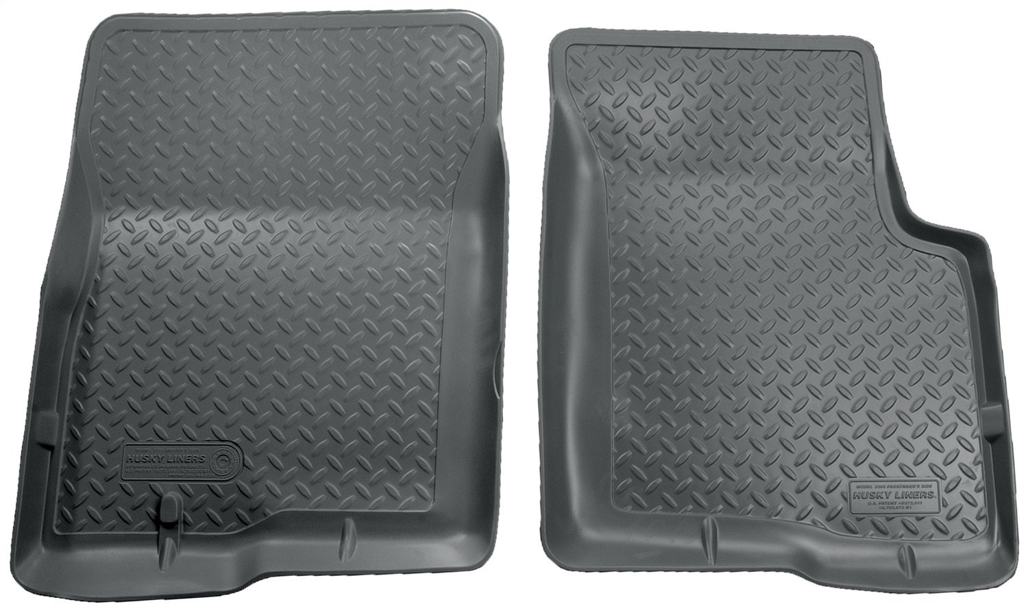 Husky Liners Center Hump Floor Liner Fits 04-08 F150 SuperCrew//SuperCab Winfield Consumer Products 83651