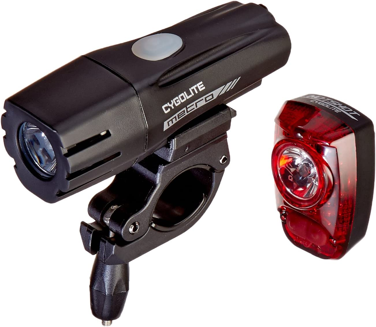 Cygolite Metro 360 Hotshot 2W Combo Light Set