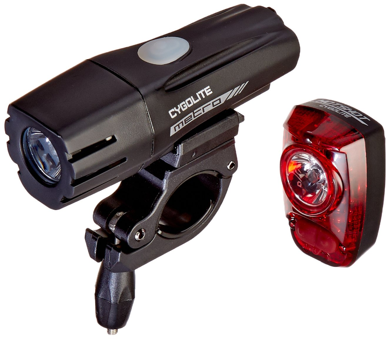 Cygolite Metro 360 Hotshot 2 W Combo Light Set