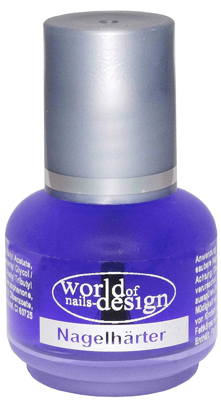 World of Nails-Design Nagelhärter für strapazierte Nägel 15ml World of Nails-Design Ltd.