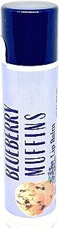 product image for Lick 'er Lips Lip Balm | Moisturizing Beeswax Cocoa Shea Butter Jojoba Hemp Avocado Castor Oil with Vitamin E | 1 Tube (4g) (Blueberry Muffins)
