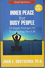 Inner Peace for Busy People Paperback