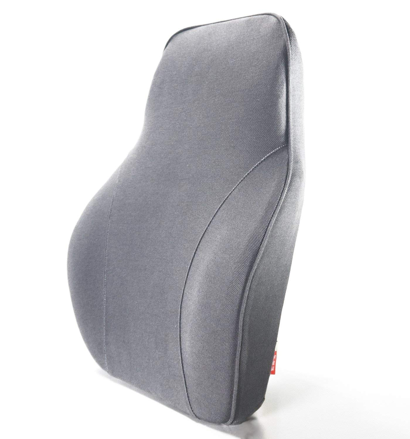 Posture Pro - Therapeutic Grade Chair Back Lumbar Support Cushion For Office Desk Chair - Car - Home - Travel - Maternity Pillow Alternative - Improves blood circulation & Alleviates Lower Back Pain Posture Pro Uk