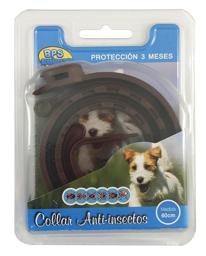 BPS® Collar Antiparasitario para Mascotas Perros / Gatos Antipulgas y Garrapatas Protección 3 Meses BPS-4001 (Para Gato 30cm): Amazon.es: Productos para ...
