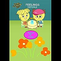 FEELINGS - GEFÜHLE: Happy Language Kids - Englisch Kinder(n) leicht gemacht! (English Edition)