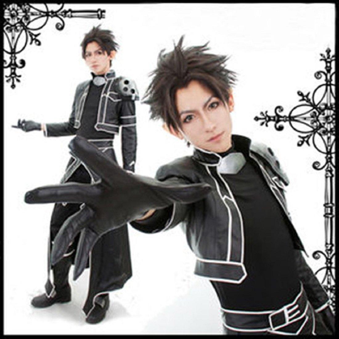 Amazon.com: Sword Art Online Disfraz de Kazuto Kirigaya ...